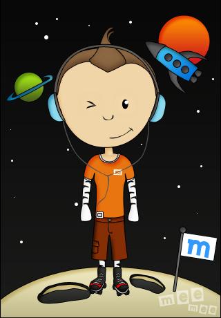 Screenshot MeeMee Character Creator