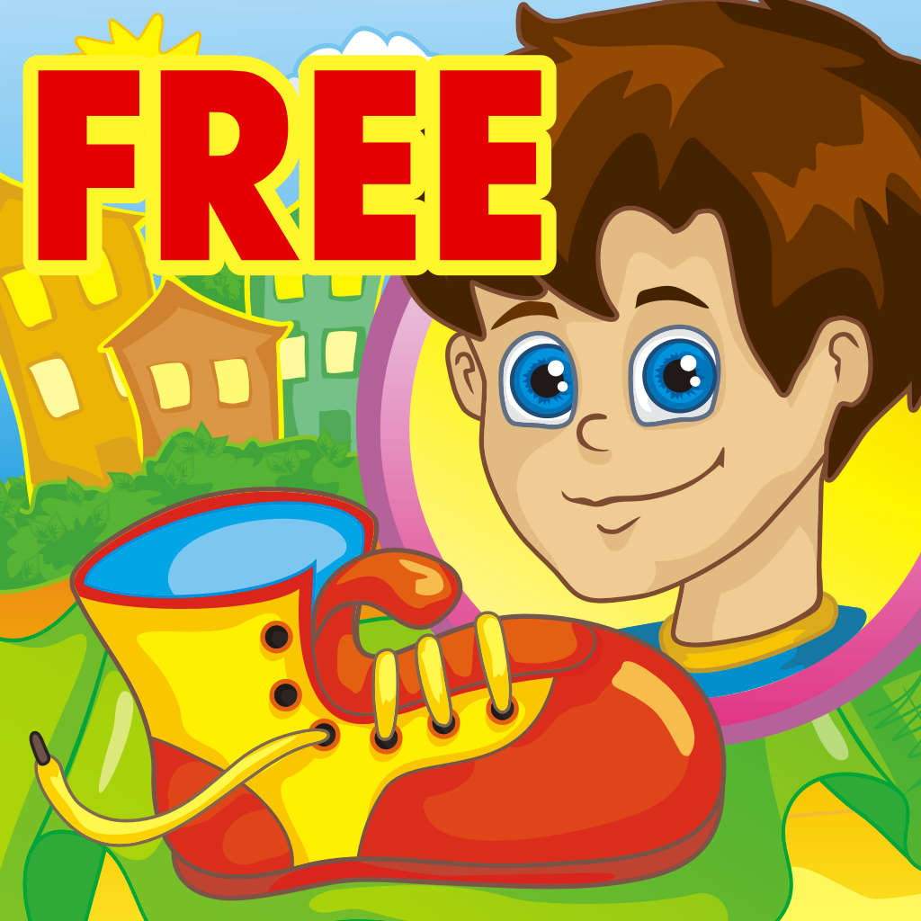 Boots Story Free: educational games for kids 3-5 years old by Hedgehog Academy